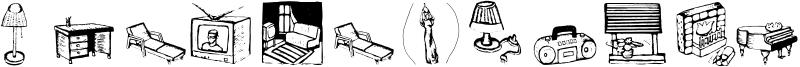 The Ikea Uniform Font