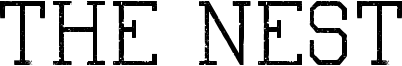 The Nest Font