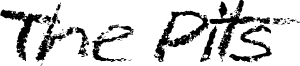 The Pits Font