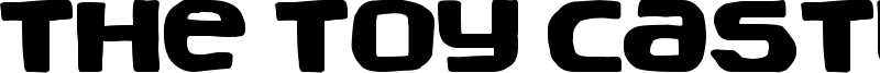 The Toy Castle Font