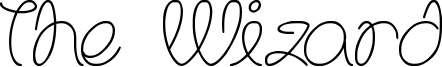 The Wizard Font