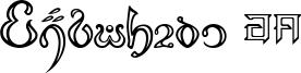 Thimfora 79 Font