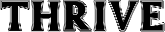 Thrive Font