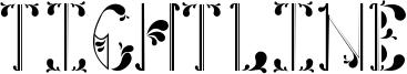 Tightline Font