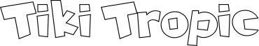 Tiki Tropic Outline.ttf