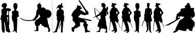 Time Warriors Font