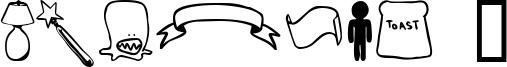 Tombats 3 Font