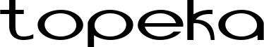 Topeka Font