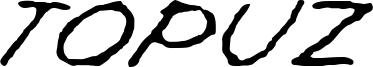 Topuz Font