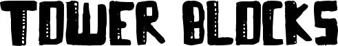 Tower Blocks Font