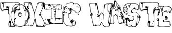 Toxic Waste Font