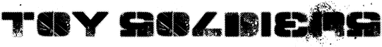 Toy Soldiers Font