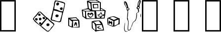 Toys'4U Font