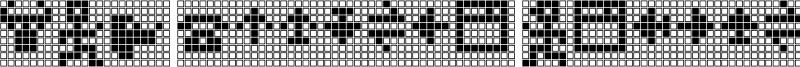 TPF Display Symbol Font