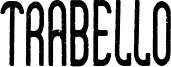 Trabello Font