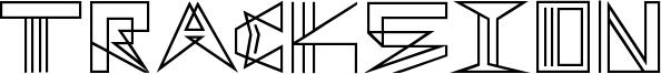 Tracksion Font