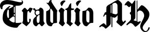 Traditio AH Font