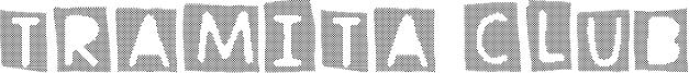 Tramita club Font