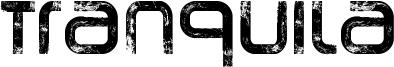Tranquila Font