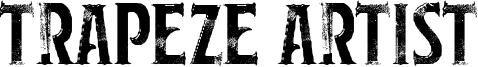 Trapeze Artist Font