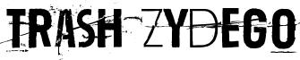 Trash Zydego Font