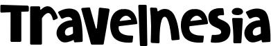 Travelnesia Font
