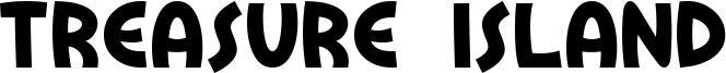Treasure Island Font