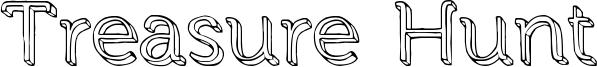 Treasure Hunt Font