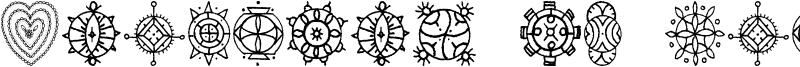 Treasury of Design Font