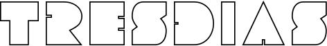 Tresdias Font