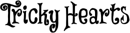 Tricky Hearts Font