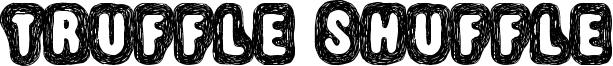 Truffle Shuffle Font