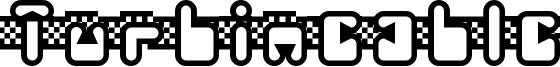 Turbineable Font