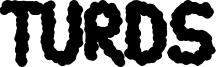 Turds Font