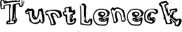 Turtleneck Font