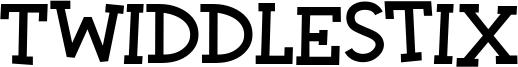Twiddlestix Font