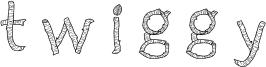 Twiggy Font