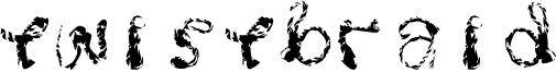 Twistbraid Font