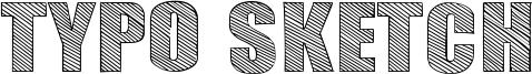 Typo Sketch Font