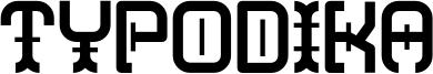 Typodika Font