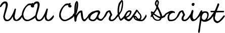 UCU Charles Script Font