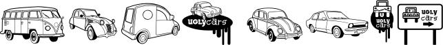 Ugly Cars Font