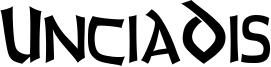 UnciaDis Font