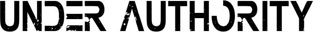 Under Authority Font