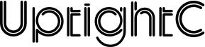 UptightC Font