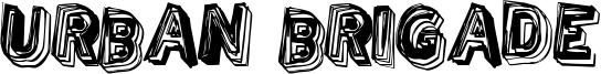Urban Brigade Font