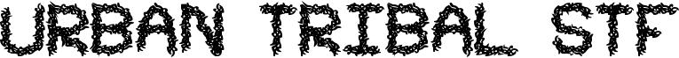 Urban Tribal STF Font