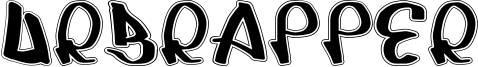 UrbRapper Font