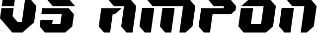 V5 Ampon Font