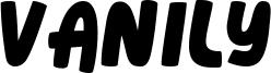 Vanily Font